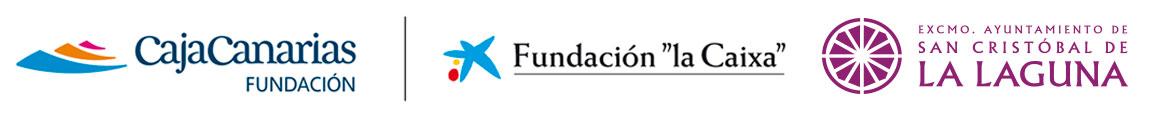 Fundación Caja Canarias, Fundación la Caixa y elExcmo. ayuntamiento de San Cristóbal de La Laguna